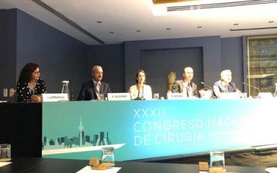Congreso Nacional de Cirugía Madrid (Madrid 12-16 Noviembre 2018)