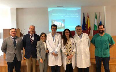 Curso sobre Nuevas Técnicas y Controversias en Cirugia Endocrina ( Hospital Universitario de Huelva). 4-5 Diciembre 2018